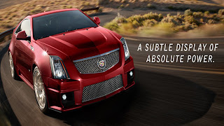 Dream Fantasy Cars-Cadillac CTS-V Coupe 2012