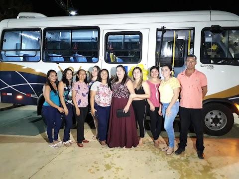 Gestão da Prefeita Professora Vanderly é contemplada com ônibus equipado com cadeira móvel para atender pessoas portadoras de necessidades especiais