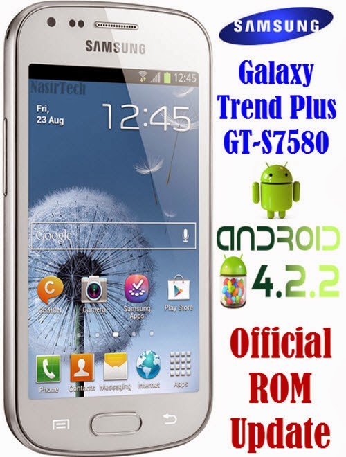 samsung trend plus gt-s7580 firmware colombia