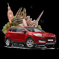 Castiga 1 autoturism marca Ford Kuga +  1 city break in valoare de 1250 Euro