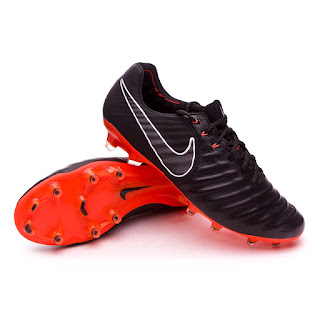 PES 2018 Nike Black/Total Orange Pack by LPE09