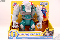 Imaginext DC Super Friends Doomsday dc comics Fisher-Price Superman