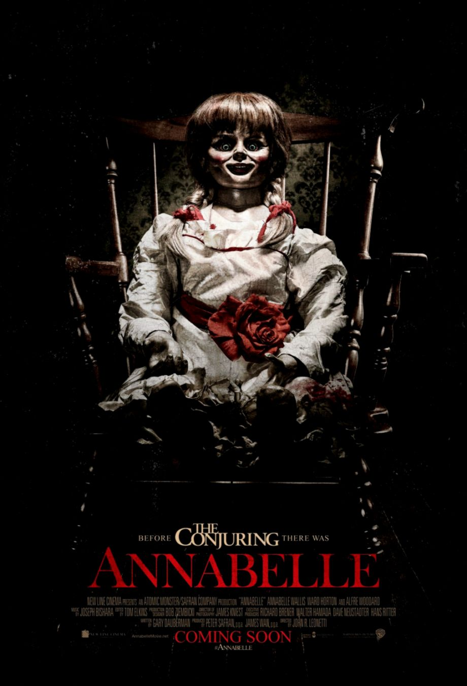 Annabelle 2014 Upcoming Movies Movie Database