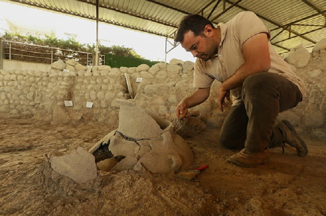 5,000 year old 'luxury' settlement unearthed in western Turkey