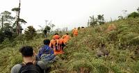 Upacara di Puncak Gunung Bawakaraeng, 3 Pendaki Tersesat Saat Akan Turun