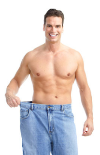 weight loss benefits for men