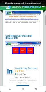 Cara ScreenShot Panjang Di Android Infinix Smart 2 (2)