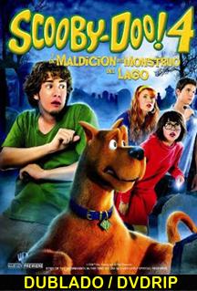 Assistir Scooby-Doo 4 – A Maldição do Monstro do Lago Dublado (2011)