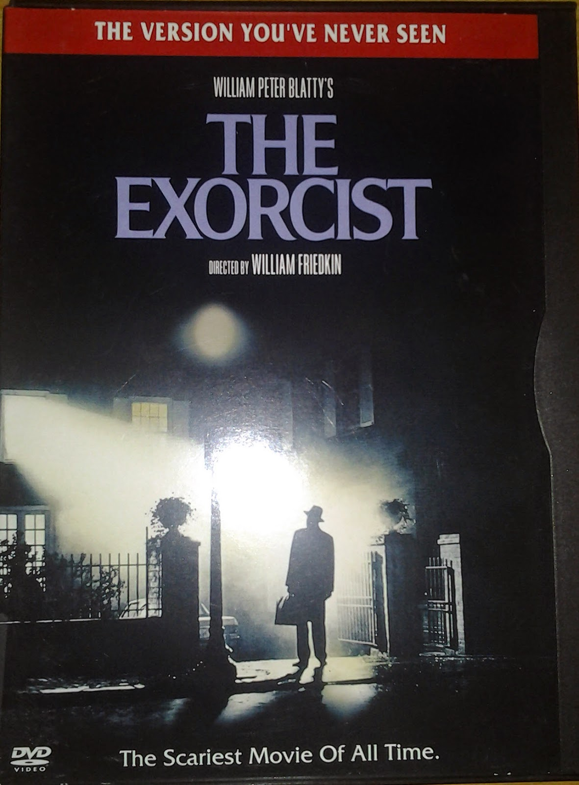 DVD Cover - Exorcist