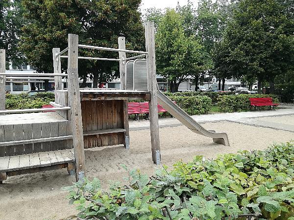 Klettergerüst Metall Spielplatz : Metall klimmzugstange für spielplätze fach mbt bigtoys
