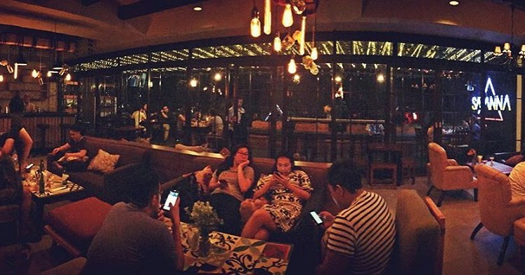 Savanna Rooftop Bar And Restaurant Kelapa Gading