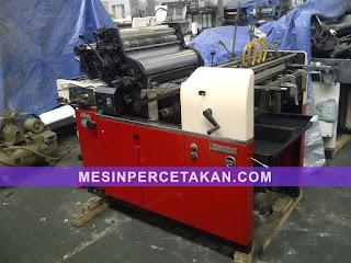 Hamada 800 DX printing machine