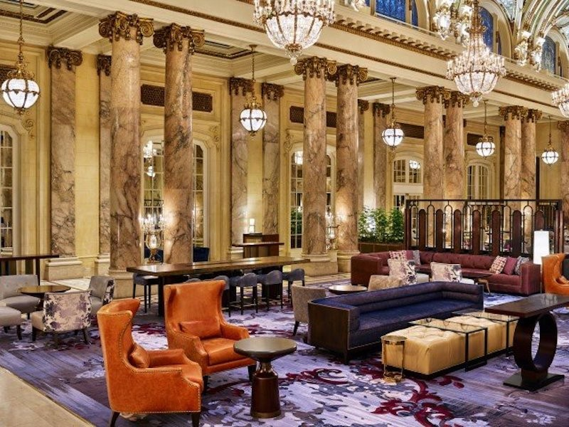 10 Of The Most Beautiful Hotels In America That Deserve A Spot On Your Travel Bucket List - Palace Hotel, A Luxury Collection Hotel, San Francisco