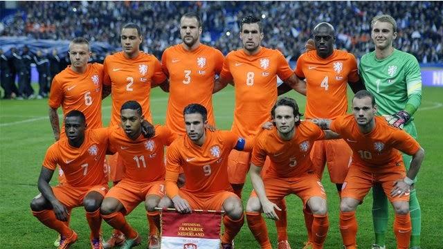 Prediksi Skor Belanda vs Prancis 11 Oktober 2016