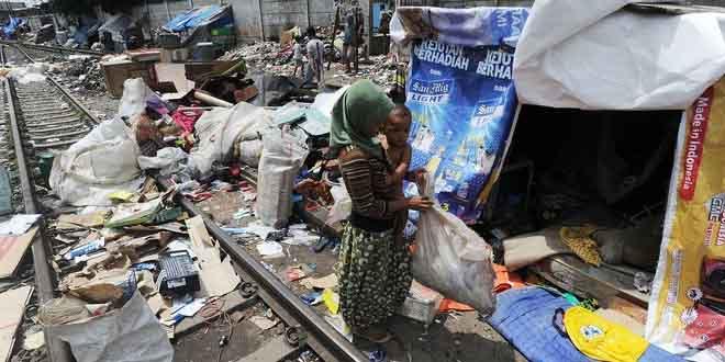 Rilis Resmi BPS: Tingkat Kemiskinan di RI Makin Parah Selama 6 Bulan Terakhir