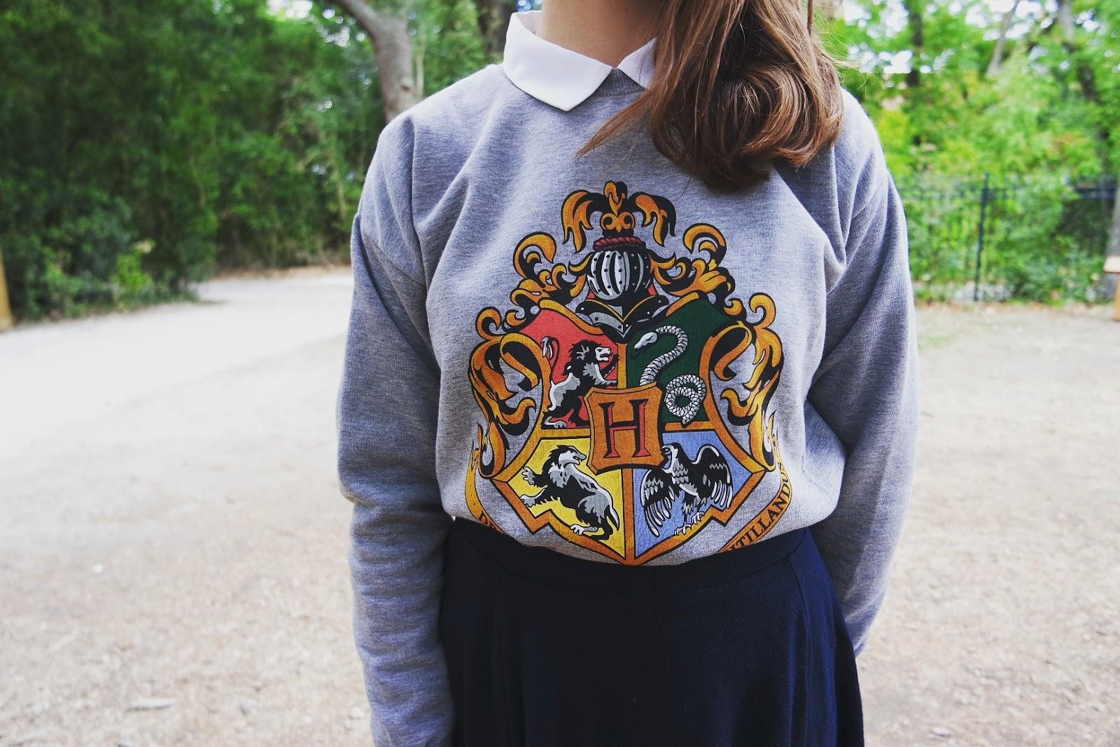Harry Potter Look Event Undiz Blog Coin des licornes littéraire lifestyle Toulouse