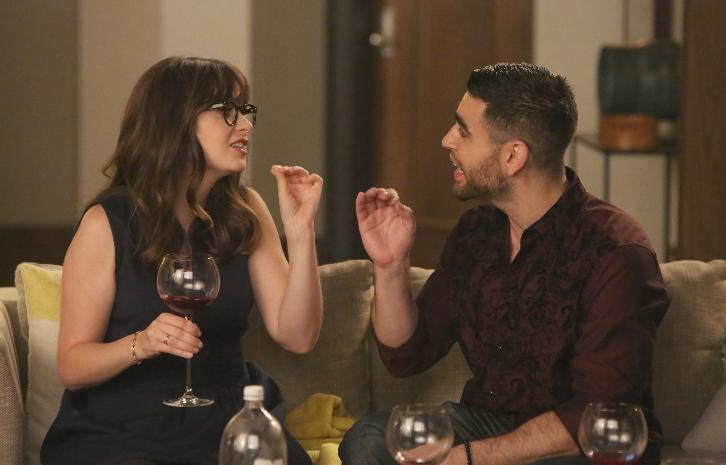 New Girl - Episode 6.09 - Es Good - Promo, Promotional Photos & Press Release