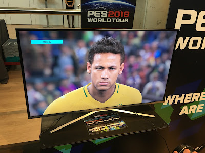 pes2018 neymar