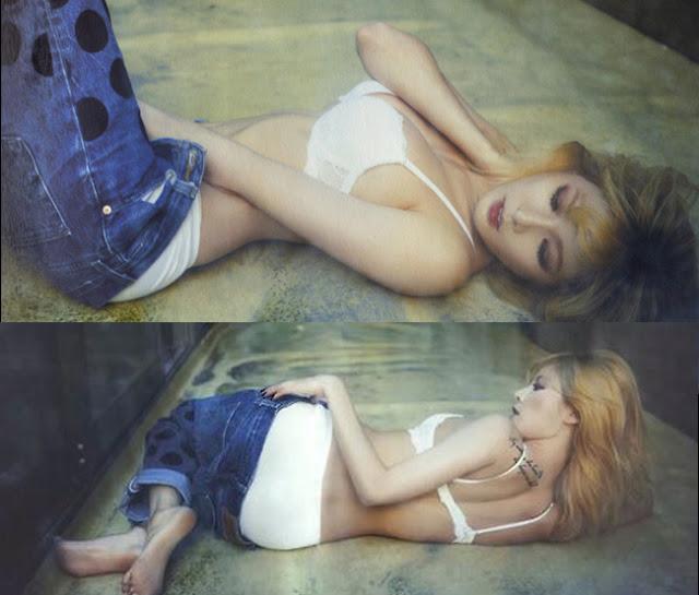 Hot girls Hyuna sexy beautiful korean singer 7