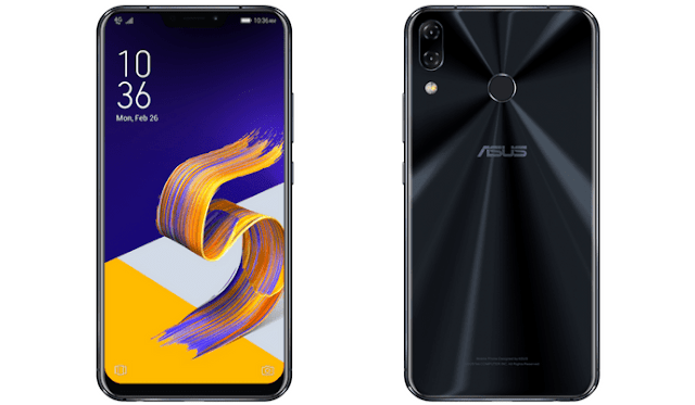 Asus Zenfone 5 Unveiled with 6.2″ 19:9 Display, Snapdragon 636 SoC & 6GB RAM