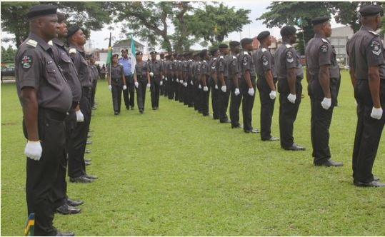 PHOTOS: Police Boss, Arase Launches New Uniform