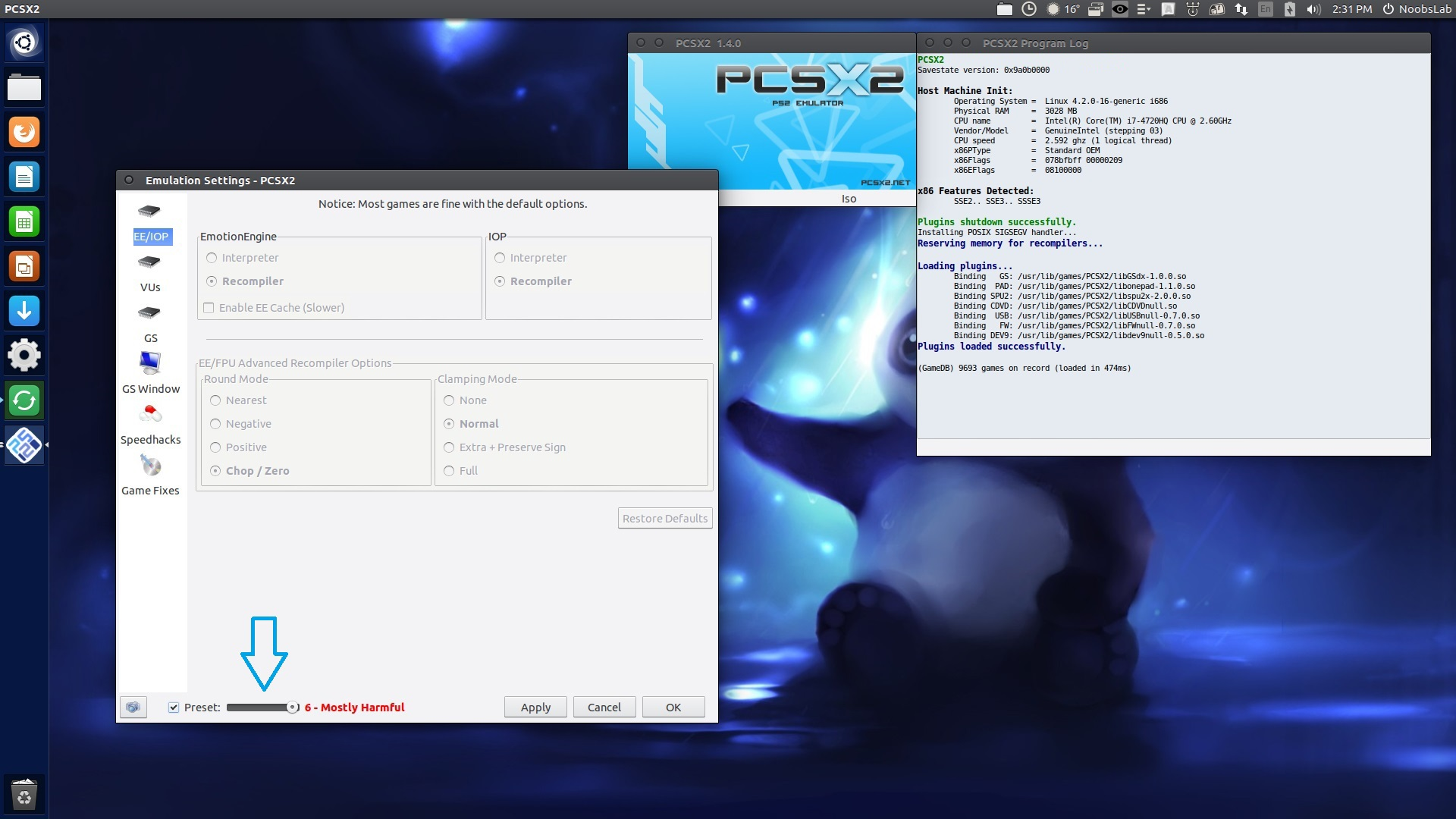 how to add games to pcsx2