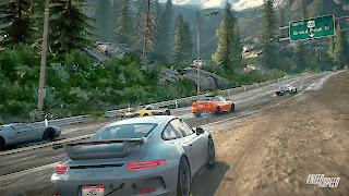 NFS Rivals PC and XBOX Game Free Download