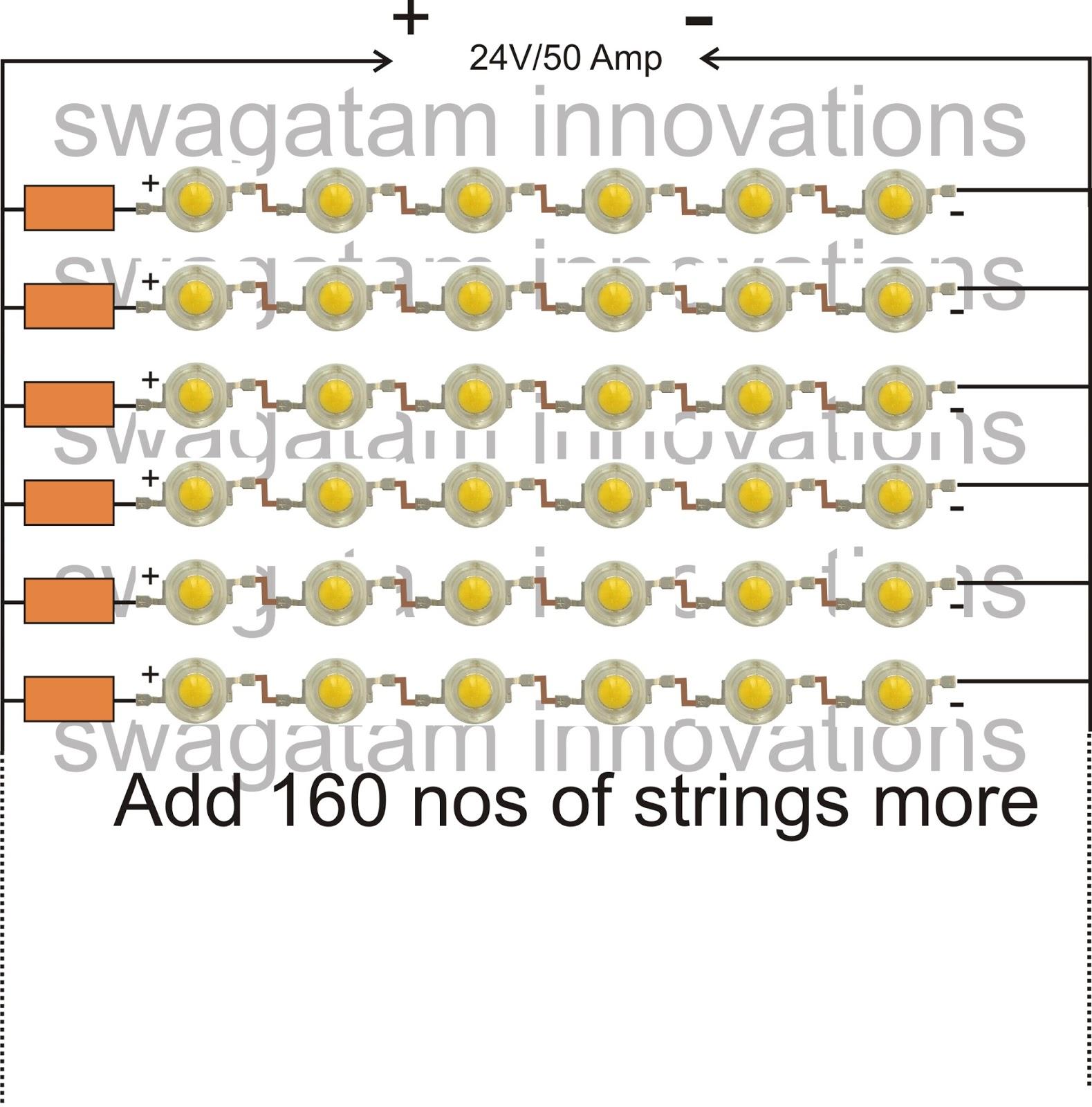 10 watt led driver circuit diagram aprilia rs 50 2008 wiring make this 1000 flood light electronic