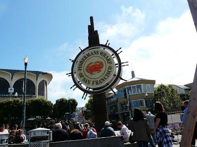 Au Fisherman's Wharf San Francisco