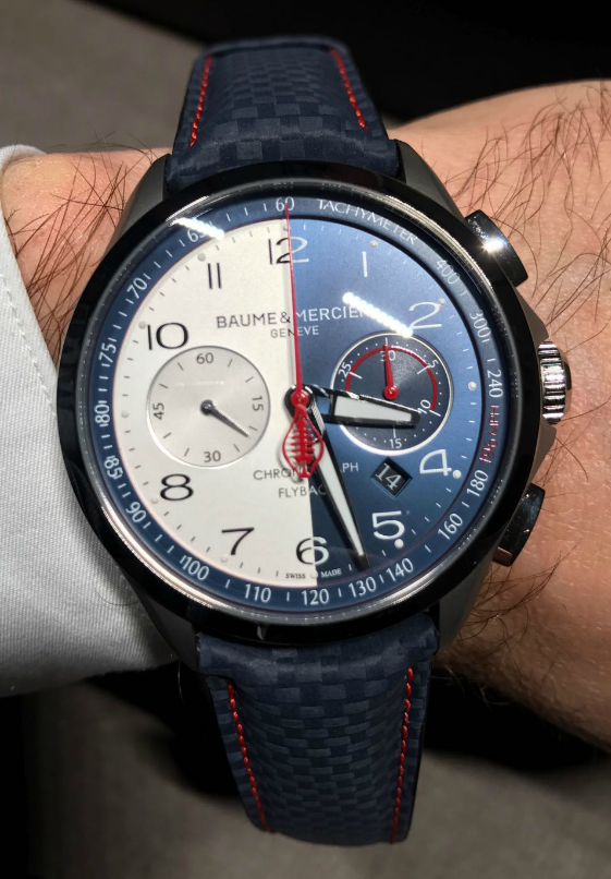 Baume Mercier Club Shelby Cobra CSX2299