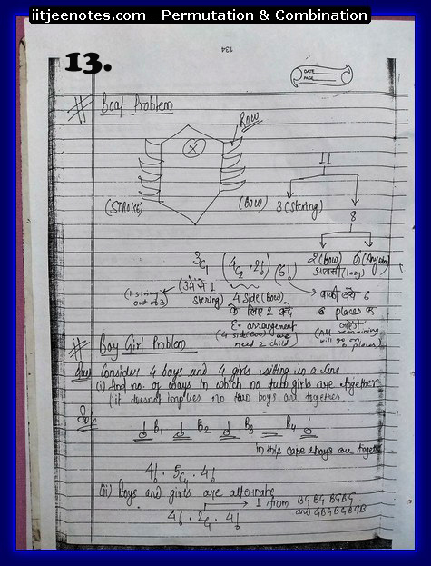 Permutation and Combination notes1