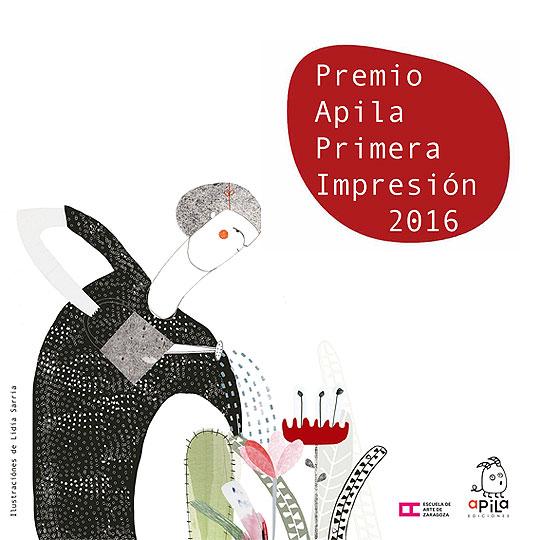 Premio Apila Primera Impresión de Álbum Ilustrado
