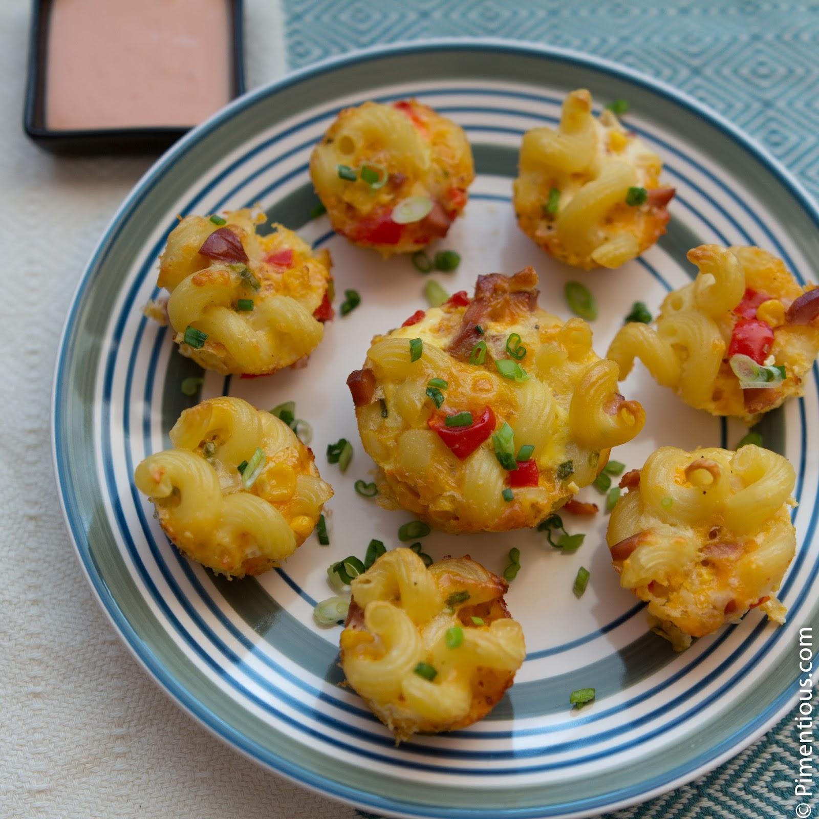 Makaroni Keju Panggang (Mac and Cheese Bites)   Pimentious