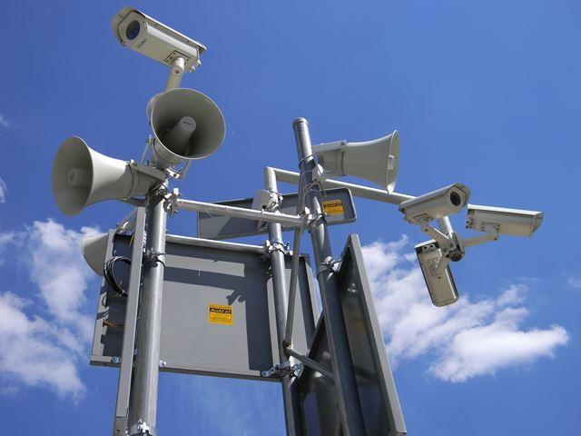 obserwowanie, sprzęt, technika, nagłośnienie, Igliczna