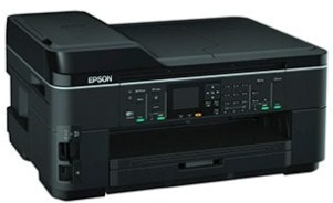 Epson WF-7511 Driver Download for Windows, Mac OS and Linux