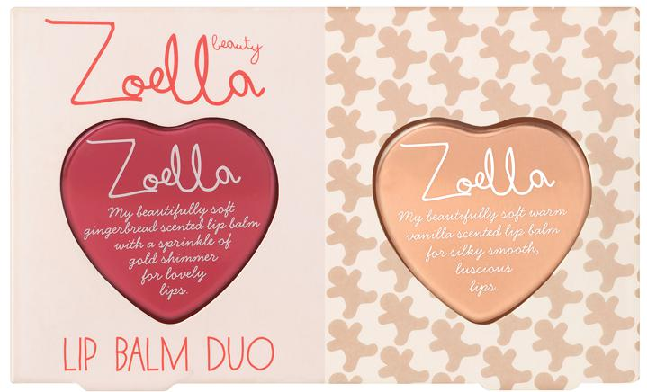 Zoella Beauty Lip Balm Duo