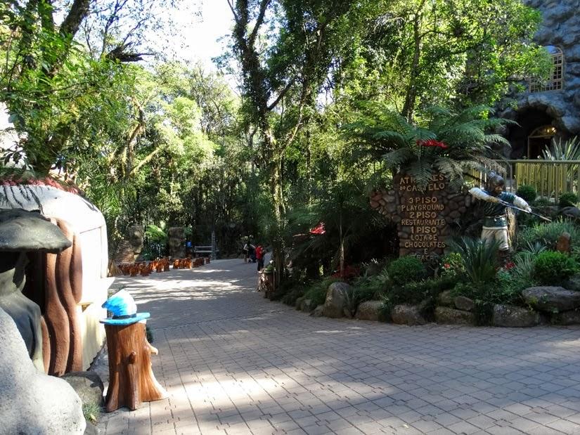 Parque terra Mágica Florybal - Canela - RS