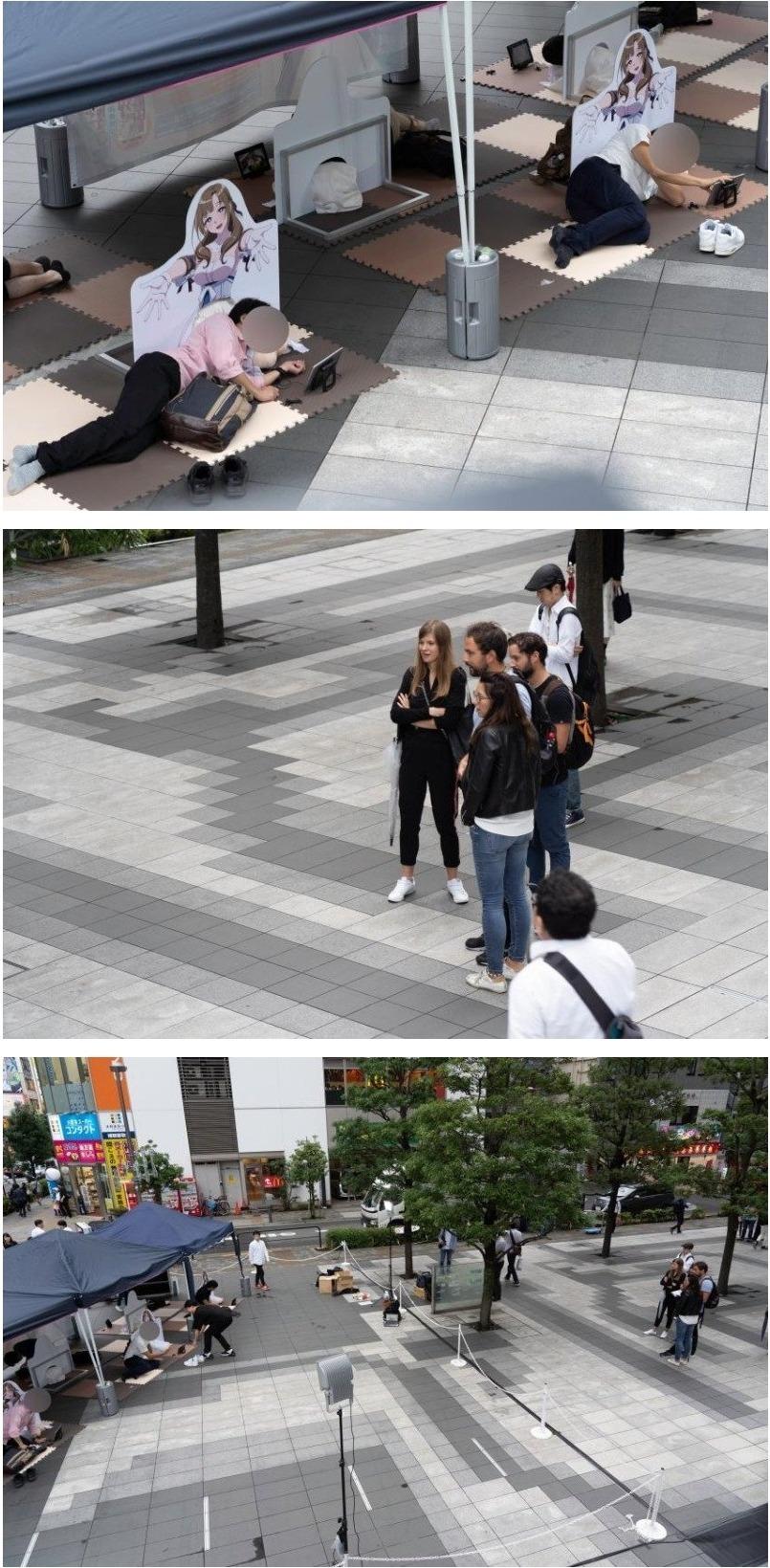 [유머] 도쿄 풍경에 놀란 외국인들 -  와이드섬