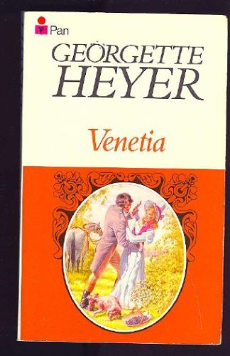 Blue Rat Book Reviews Venetia By Georgette Heyer