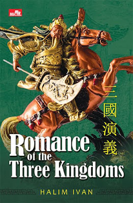 Romance of the Th ree Kingdoms Karya Halim Ivan