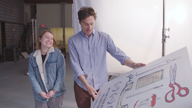 Adobe and Zach Braff Turn a Student s Movie Poster into a Real Movie