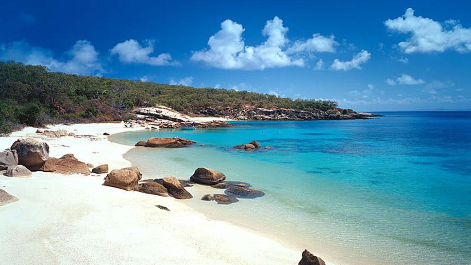 Dunk Island Holidays: ESCAPE TO PARADISE: September 2011