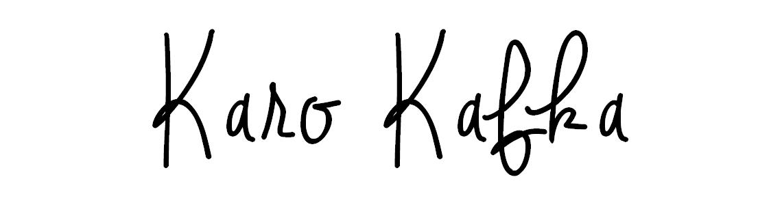 Karo Kafka Januar 2013
