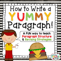 Upper Elementary Snapshots: How to Teach Paragraph Writing ...