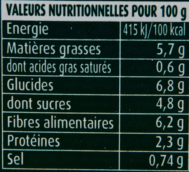 Tajine de Légumes Grillés - coriandre et raisins secs - Cassegrain - conserve - food - manger - nutrition