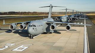 C-17 Globemaster USAF