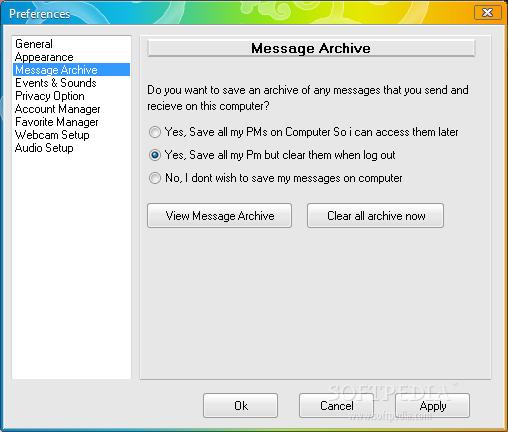 beyluxe messenger gratuit 2010