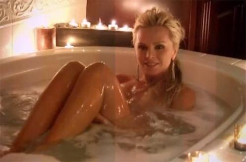 Sorry, Tamra barney sex scene