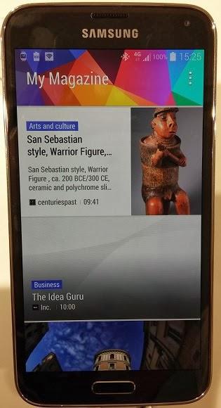 YoAndroideo - Samsung Galaxy S5 probado. Primeras impresiones
