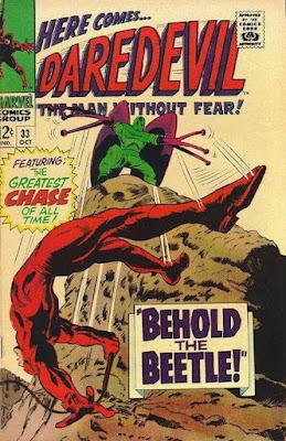 Daredevil #33, the Beetle
